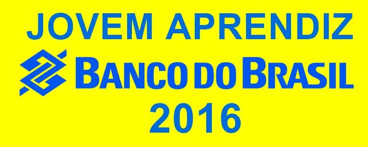 Jovem Aprendiz Banco do Brasil 2016 (Foto: Divulgação)