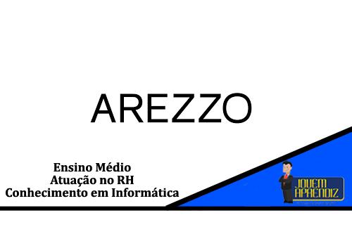 Jovem Aprendiz Arezzo