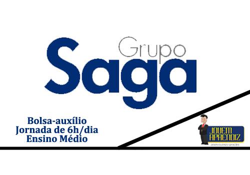 Jovem Aprendiz Grupo Saga