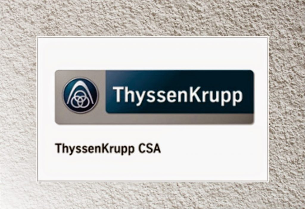 Jovem Aprendiz Thyssen Krupp 2017